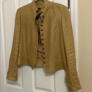 RALPH LAUREN PETITE jacket 12
